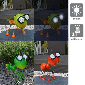 Colorful Solar animals Funky - AIC International