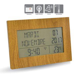 Radio-controlled clock Austin - AIC International