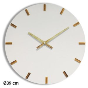 Horloge Bois Lagom Ø39cm - AIC International