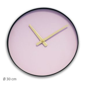 Silent Goma Clock Ø35 cm - AIC International