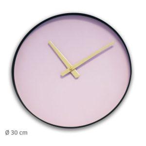Horloge silencieuse Glam'Hour Ø30 cm - AIC International