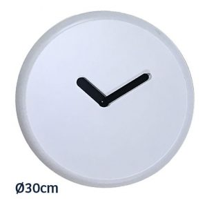 Horloge silencieuse Alea Ø30cm - AIC International