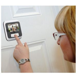 Electronic peephole Photo Video