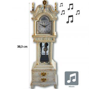 Horloge Constance avec mélodie