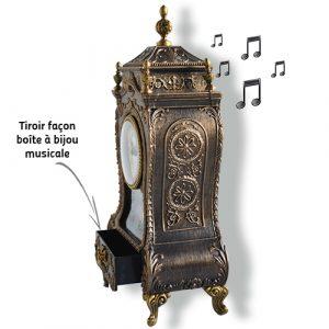 Horloge Marie-Ange avec mélodie