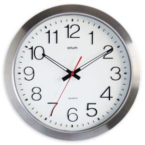 Horloge étanche inox Ø 35 cm - AIC International