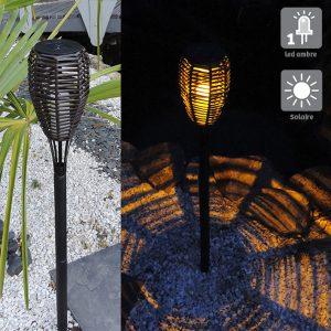 Torche solaire tressée Ignis - AIC International