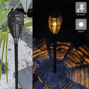 Braided solar torch - AIC International