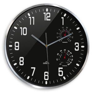 Thermo-hygro clock  Ø30cm - AIC International