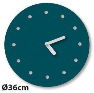 Horloge silencieuse Solal Ø30cm - AIC International