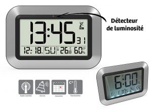 Horloge digitale RC Sensori - AIC International
