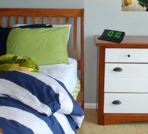Réveil à LED Oblik