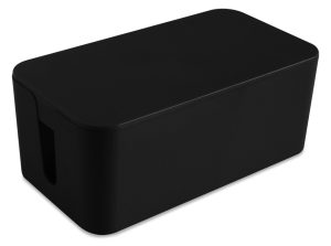 Hide cable box in black - AIC International