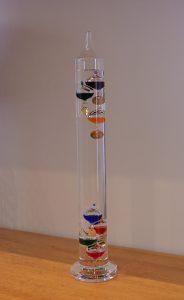 Thermomètre de Galilée H40cm - AIC International