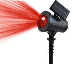 Spot solaire laser multifonctions – Flash