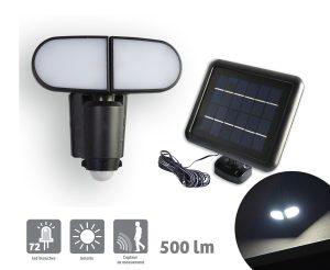 Projecteur solaire Dobble 500lm - AIC International