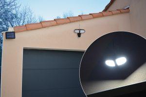 Projecteur solaire Dobble 500lm