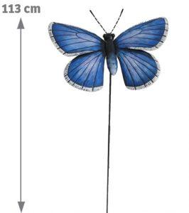 Papillon décoratif géant Sublimis H115cm - AIC International