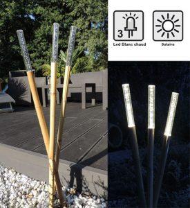 3 bamboo tub garland - AIC International