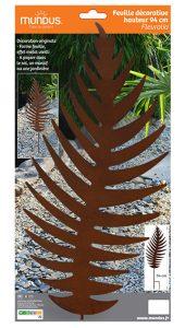 Feuille décorative Fleuralia H94 cm