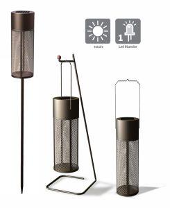 Lanterne solaire 3 en 1 Trio (EN) - AIC International