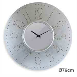 Epic Zinc clock Ø76cm - AIC International