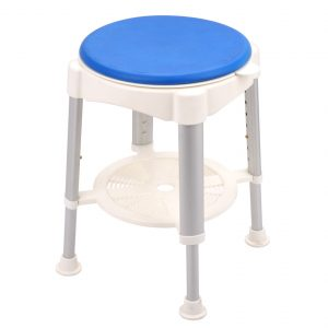 Tabouret douche pivotant Tab - AIC International
