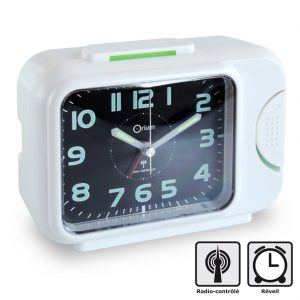 Comfort alarm clock RC 14cm - AIC International