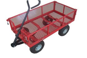 Trolley of garden 4 wheels - AIC International