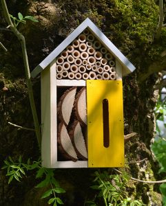 Insect hotel Rubio H24 cm FSC® certified 100%