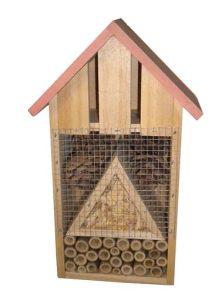 Hôtel à insectes Carrie H30 cm FSC® certifié 100%