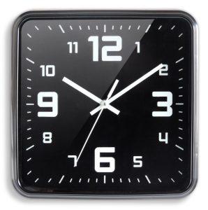 Horloge Square 28 cm