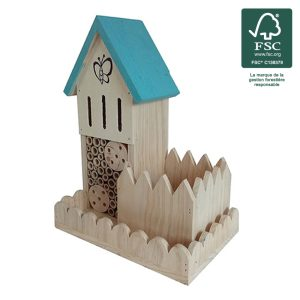 Insect hotel FSC® certified 100% - AIC International