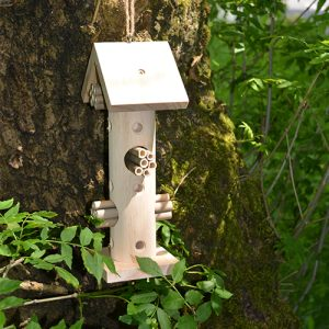 Insect hotel Paco H29.5 cm FSC® certified 100%