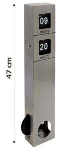 Horloge flip flap Pendulum - AIC International