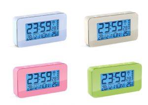 Réveil digital RC 5 alarmes