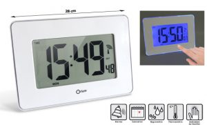 Horloge digitale RC Sensitive - AIC International