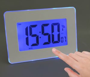 Horloge digitale RC Sensitive