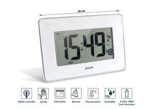 Horloge digitale RC Sensitive - AIC International