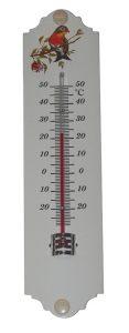 Thermomètre façon émaillé - AIC International