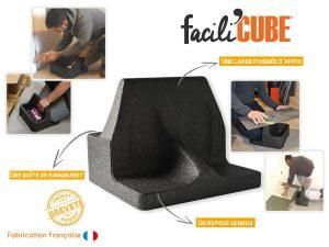 Folding Kneeler for garden - AIC International