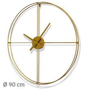 Horloge dorée Charlize Ø90 cm - AIC International