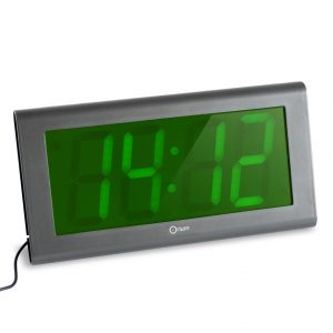 Horloge à LED  – chiffres 10cm - AIC International