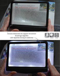 Pagina LED magnifier - AIC International
