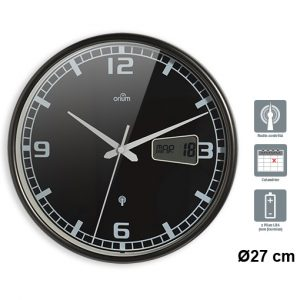 Horloge RC Datum Ø27 cm - AIC International