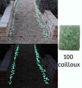 100 pierres Phospho vertes - AIC International