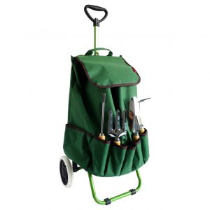 Garden trolley + 4 tools - AIC International