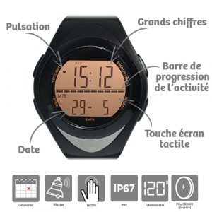 Montre sport Energy - AIC International