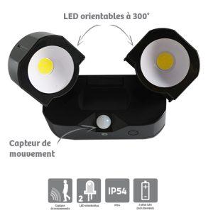 Pharo automatic lighting - AIC International