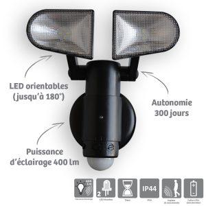 Modulo automatic lighting - AIC International